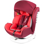 Столче за кола ISOFIX Lionelo Bastiaan, Въртящо, 0-36 кг, Червено