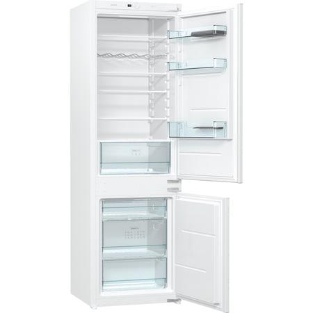 Хладилник с фризер за вграждане Gorenje NRKI4181E1, Обем 248 л, Клас А+, Бял