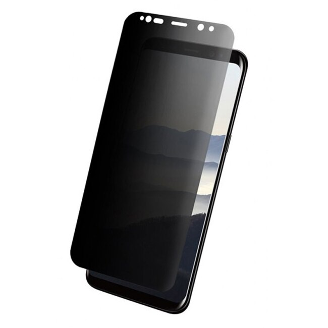 Fotografie Folie de protectie Eiger 3D Privacy Glass pentru Samsung Galaxy S8 (G950), Clear