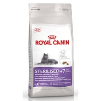 Суха храна за кастрирани и склонни към натрупване на наднормено тегло над 7 години Royal Canin Sterilised +7, 3.5 kg