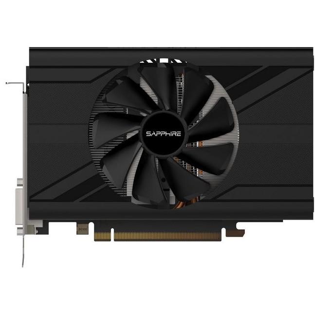 Fotografie Placa video SAPPHIRE AMD Radeon RX 570 PULSE ITX, 4GB GDDR5, 256bit