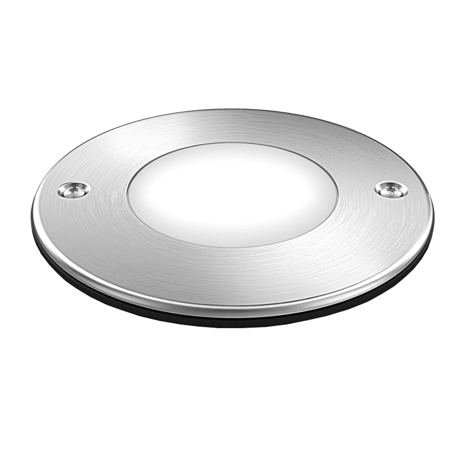 Fotografie Spot LED incastrat Philips myGarden Moss, pentru pardoseala, 1x3W, IP67, Inox