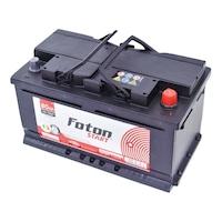 baterie auto foton