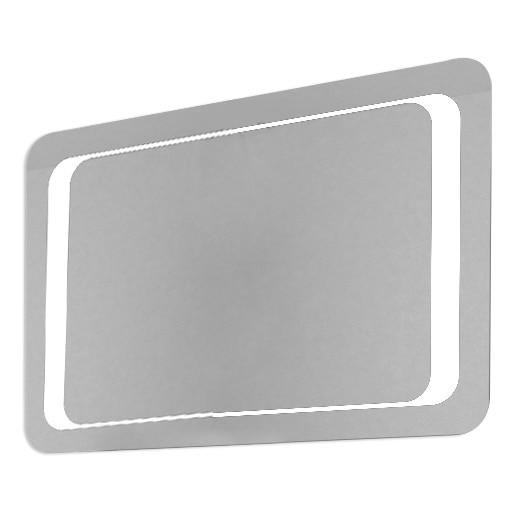 Fotografie Oglinda Kring cu sistem de iluminare LED, 60x80x2.9cm