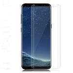 Силиконово защитно фолио Zik за Samsung s8 Plus, Прозрачен