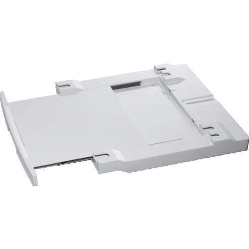 Fotografie Kit AEG universal pentru suprapunere uscator si masina de spalat rufe, raft retractabil