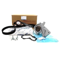 kit distributie ford fiesta 1.4 tdci