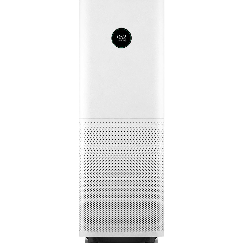 Fotografie Purificator de aer Xiaomi Mi Air Pro, Smart Wi-Fi, CADR 500 m3/h, senzor temperatura si umiditate, sensor PM2.5, Alb