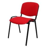 scaun cu sange rosu