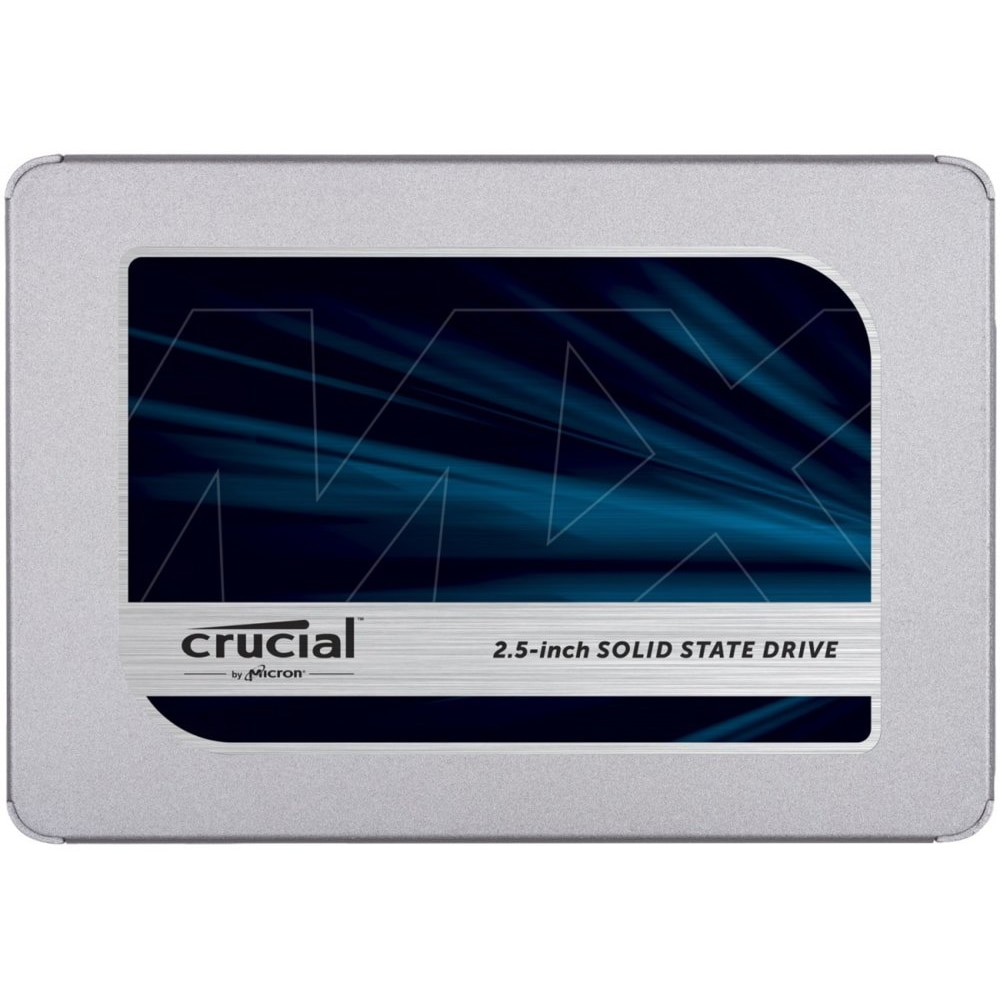 """Fotografie Solid-State Drive (SSD) CRUCIAL MX500, 500GB, 2.5"""""""