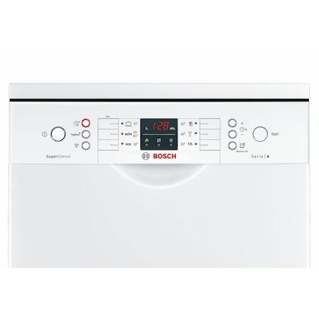 Съдомиялна Bosch SPS46IW07E, 9 комплекта, 6 програми, Клас A++, 45 см, Бяла