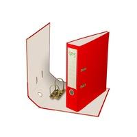 Biblioraft RullPaper Plastifiat Rosu