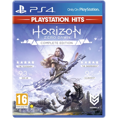 Joc Horizon Zero Dawn Complete Edition Playstation 4