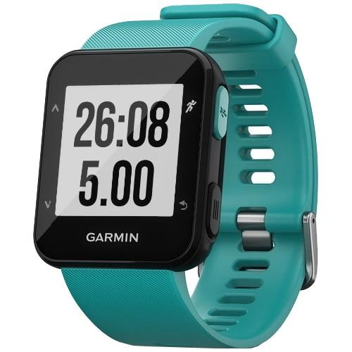 Fotografie Ceas smartwatch Garmin Forerunner 30, Turquoise