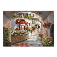 Картинa Канава Artfoyer, Италия, Тоскана, 90 x 120 см