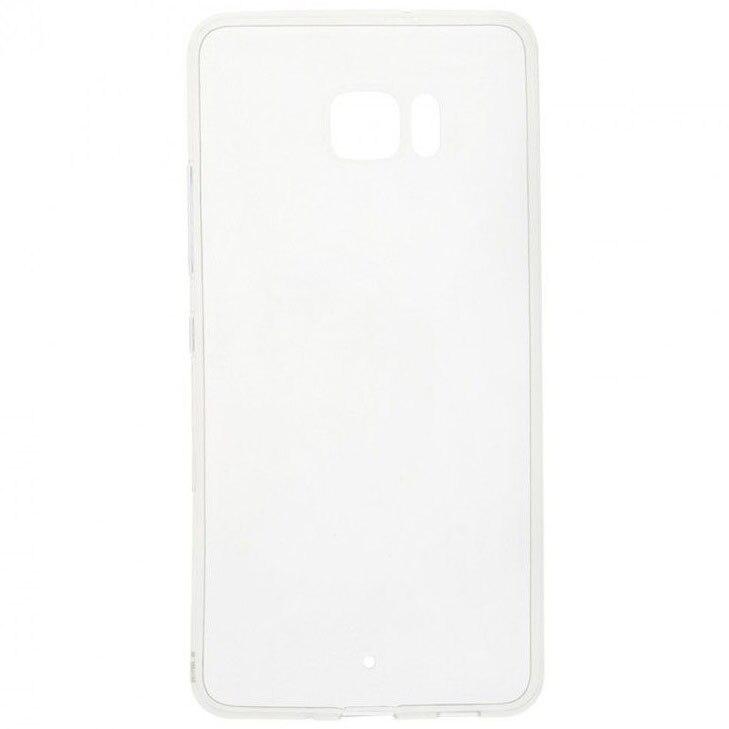 Fotografie Husa de protectie Tellur Silicon pentru HTC U Ultra, Transparent
