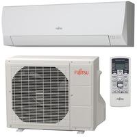 Fujitsu ASYG09LLCE/AOYG09LLCE 2,5kW klímaberendezés - Olcsó klíma, oldalfali mono split klíma, háztartási klíma