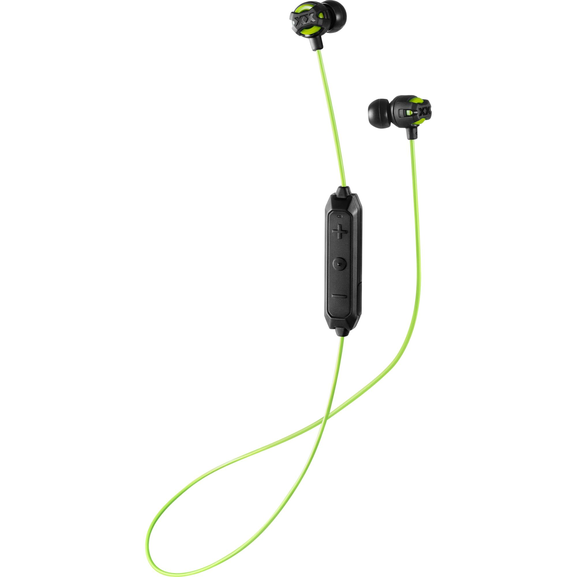 Fotografie Casti Audio In Ear JVC HA-FX103BT-GE, Wireless, Bluetooth, Microfon, Autonomie 5 ore, Verde