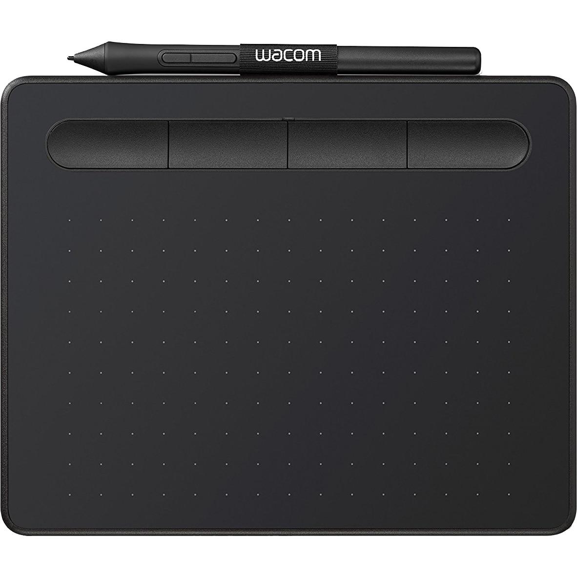 Fotografie Tableta grafica Wacom Intuos S, Negru