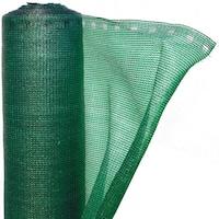 Árnyékoló Háló 1,2 X 10 M - Zöld 90 G/m2 - Fényszűrő Belátásgátló Védőháló Teraszra És Kerítésre - Uv