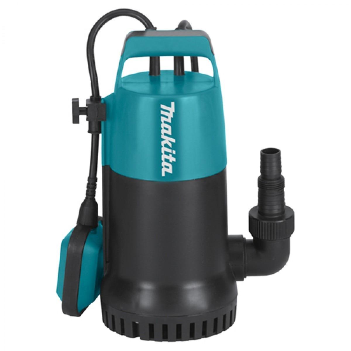 Fotografie Pompa submersibila apa curata Makita PF0800, 800W , 220l/min