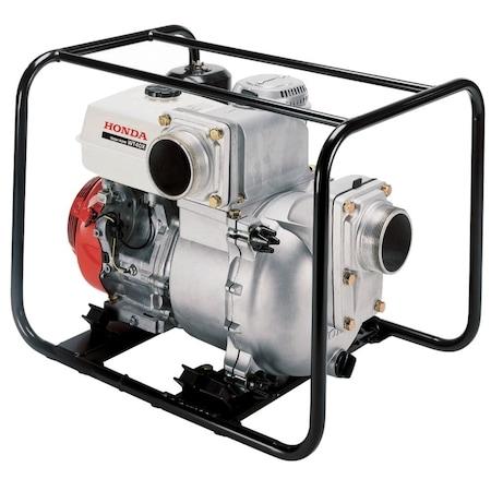 Motopompa apa murdara HONDA WT 40 XK2 DE, 7100W, 100000l/ora, motor benzina HONDA GX340, 4 timpi, ape reziduale