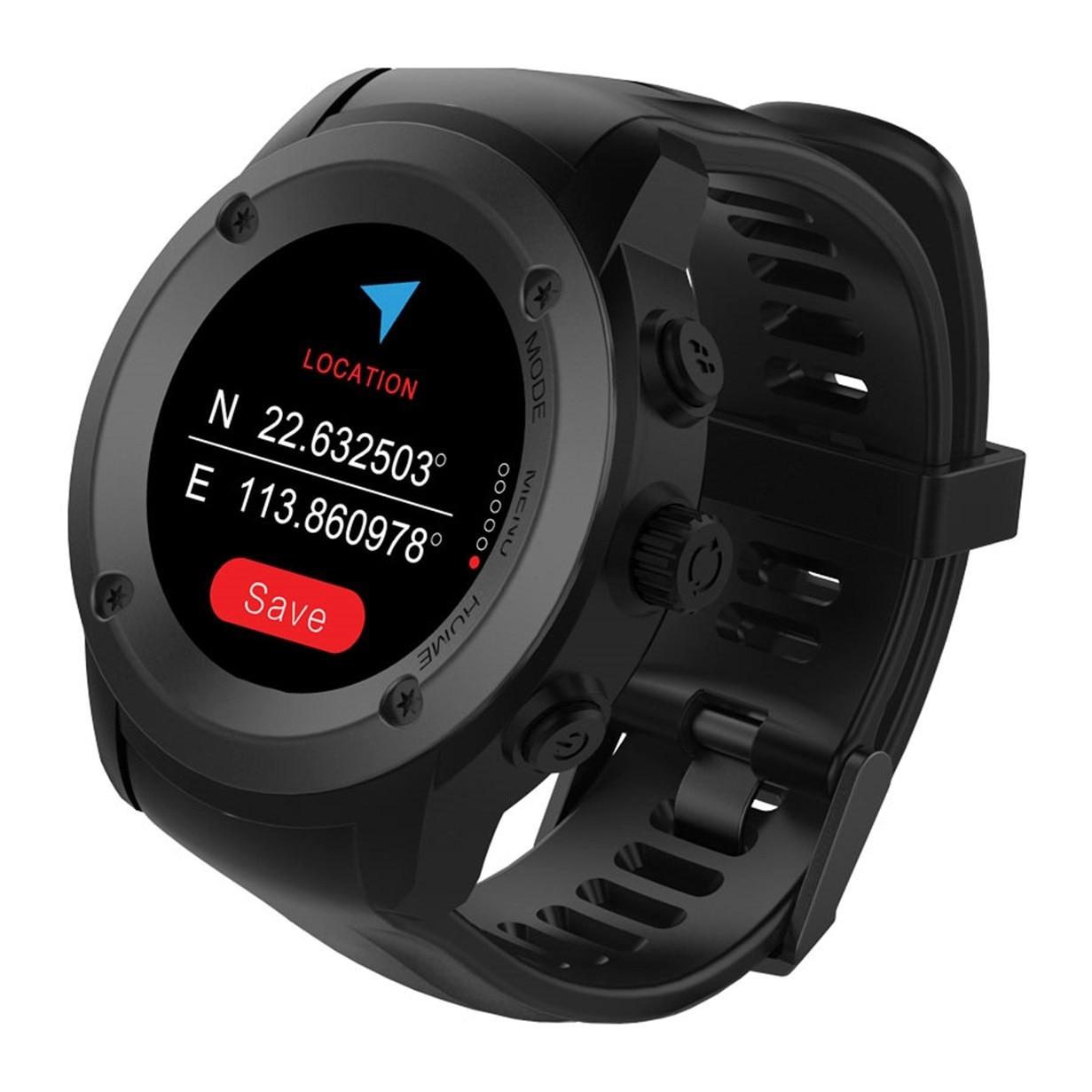 Fotografie Ceas smartwatch MaxCom FitGo FW17 Power, GPS, Sport band, Black