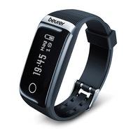 Beurer AS87 aktivitásmérő, Bluetooth, Fekete