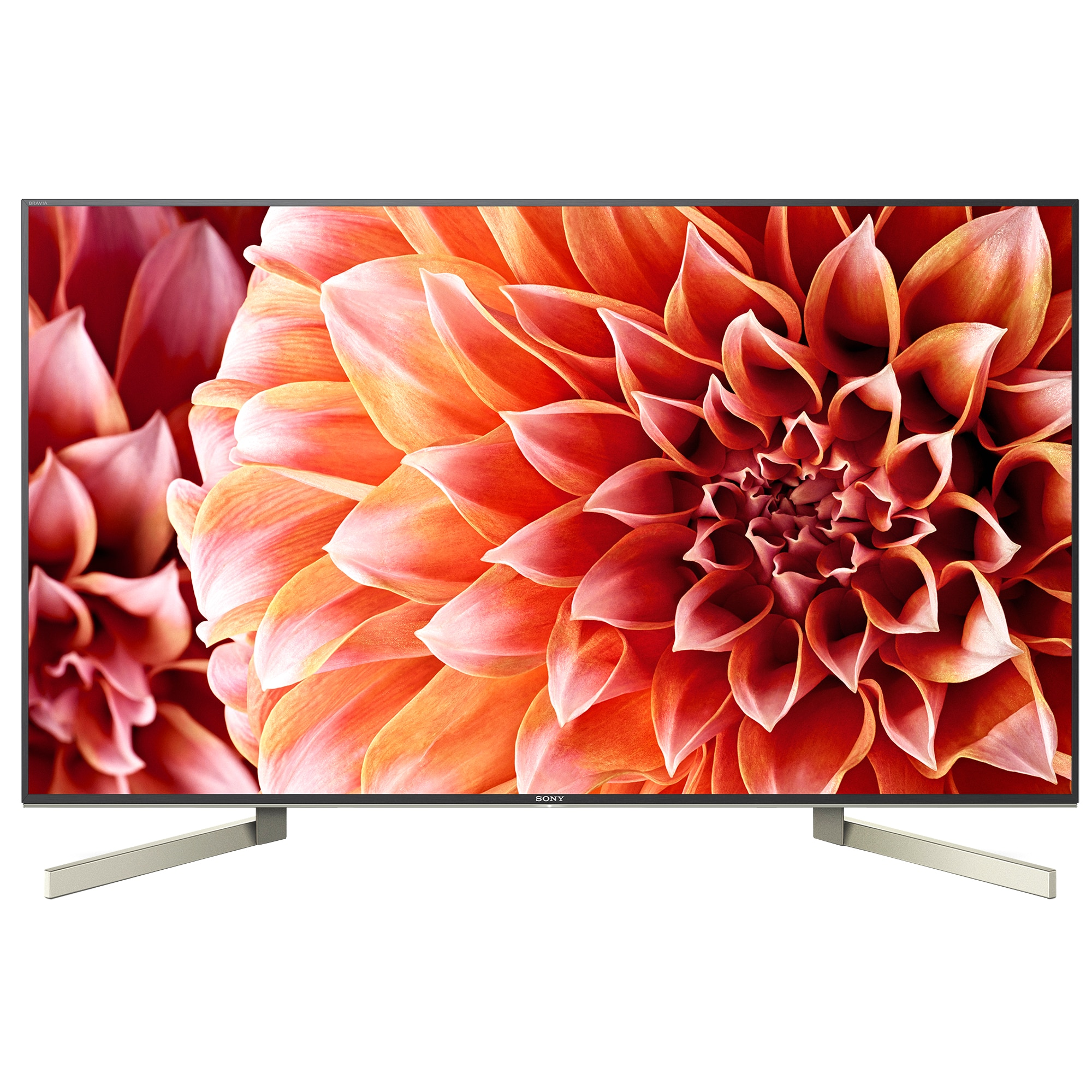 Fotografie Televizor Smart Android LED Sony BRAVIA, 123.2 cm, 49XF9005, 4K Ultra HD, Clasa B