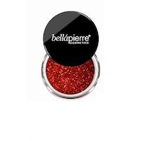 BellaPierre Cosmetics USA kozmetikai glitter Ruby 3.75 g