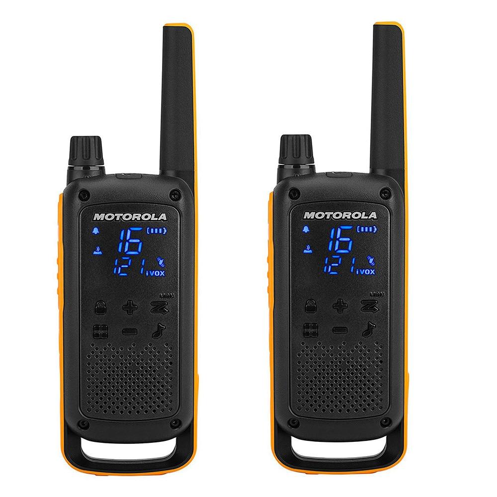 Fotografie Statie radio PMR portabila Motorola TALKABOUT T82 Extreme set, 2 buc
