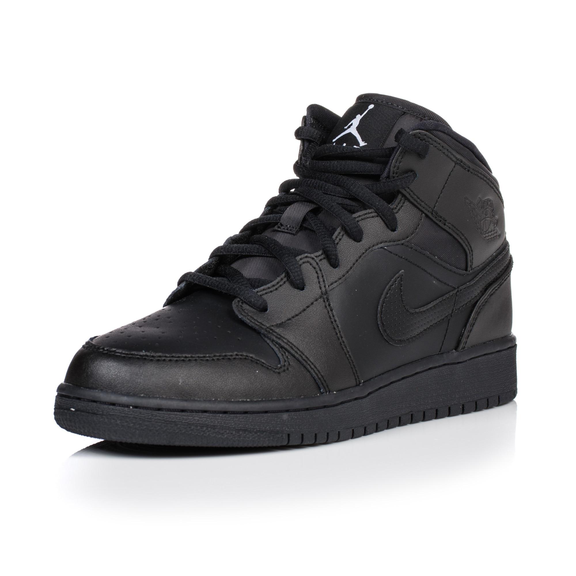 Buty Nike Air Jordan 1 Mid Bg 554725 044 35.5