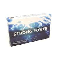 Strong Power potencianövelõ kapszula (4 darab)