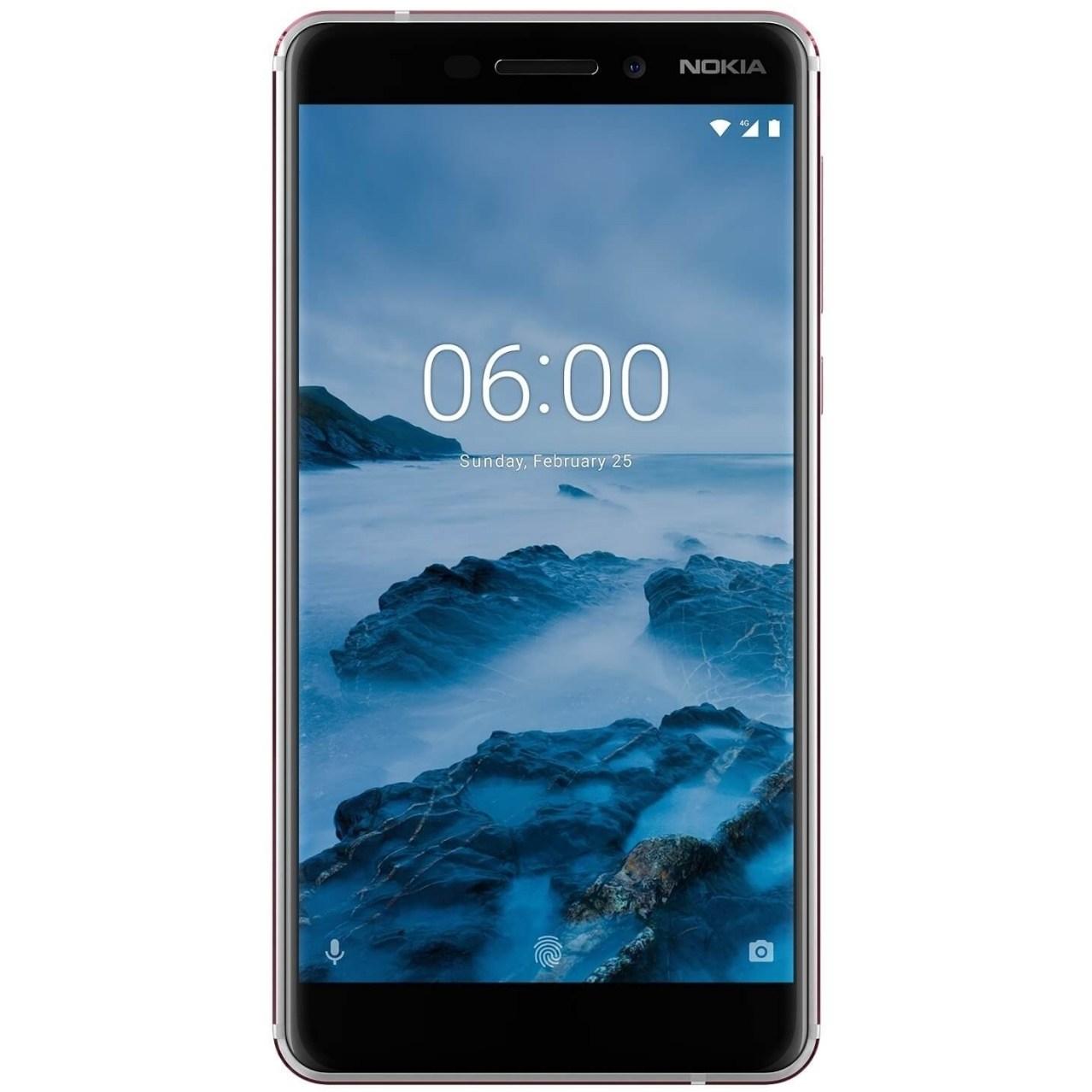 Fotografie Telefon mobil Nokia 6.1 (2018), Dual SIM, 32GB, 4G, White