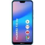 Telefon mobil Huawei P20 Lite, Dual SIM, 64GB, 4G, Klein Blue