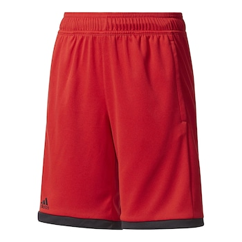 Детски шорти Adidas Court Shorts, червени, XL