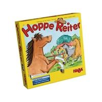 Bukdácsoló lovasok társasjáték