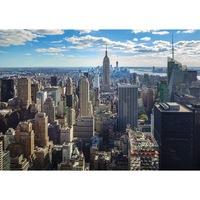New York City Manhattan Fotótapéta Óriás Poszter 335cm x 236cm