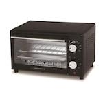 Esperanza EKO004 CALZONE 900W 10L Elektromos fekete mini sütő
