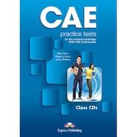 CAE Practice Tests Class Audio Cds