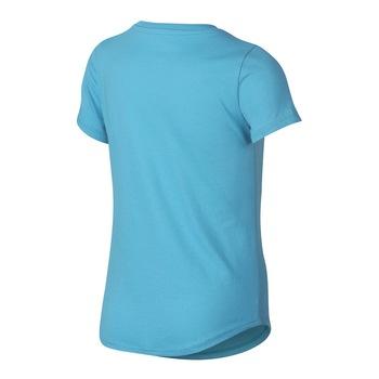 Детска тениска Nike Flower Jam T-Shirt, син, размер S