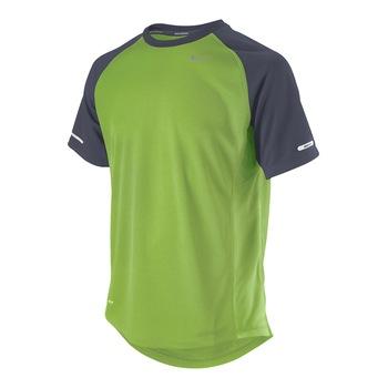 Детска тениска Nike Miler SS T-shirt, зелен, размер S