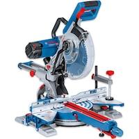 Потапящ циркуляр Bosch GCM 350-254 Professional, 1800W