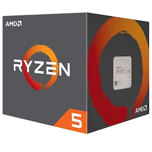 AMD Ryzen 5 2600 processzor, 3.9 GHz, 19MB, AM4 Socket, Wraith Stealth cooler