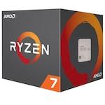 Процесор AMD Ryzen™ 7 2700X, 4.3 GHz, 20 MB, Socket AM4, Wraith Prism cooler