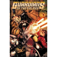 Guardians of the Galaxy Vol. 4, Brian Michael Bendis (Text by (Art/Photo Books))
