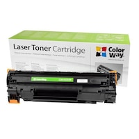 ColorWay CW-H285M HP:CE285A/Canon toner fekete