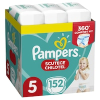 scutece pampers carrefour