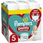 Scutece-chilotel Pampers Pants XXL Box Marimea 5, 12-17 kg, 152 buc