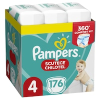 pampers nr 4 carrefour